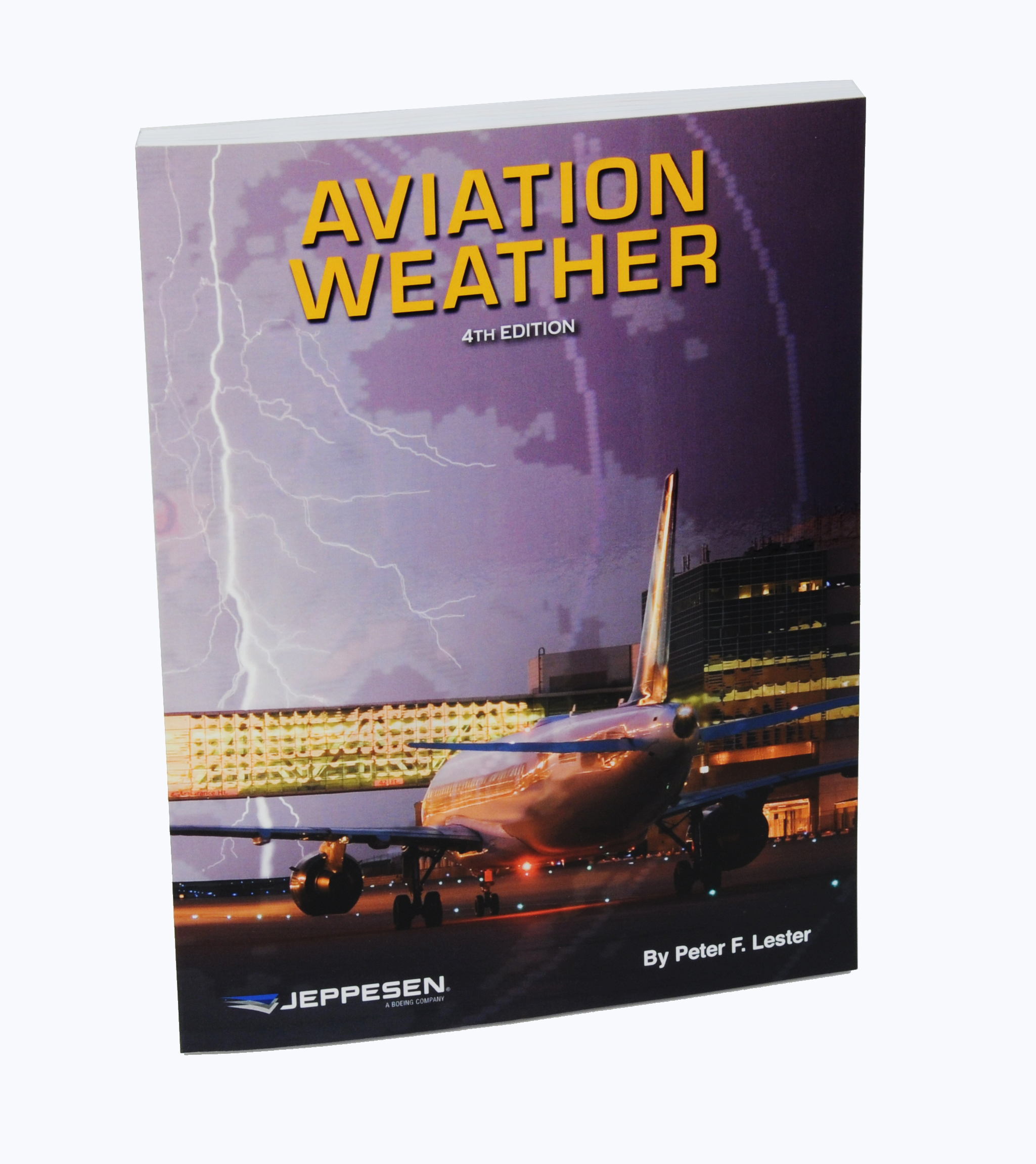 Jeppesen Aviation Weather Textbook | 4th Edition