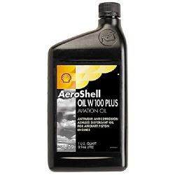 Aeroshell SHAEW+100-12 W100 Shell Plus Aviation Oil