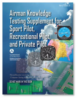 FAA Test Supplement - Private and Recreational Pilot