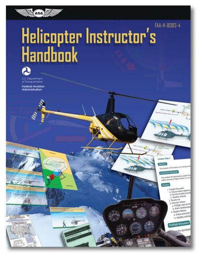 FAA Helicopter Instructor's Handbook