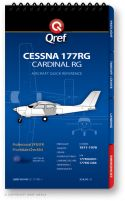 Qref Checklist - Book Version - Cessna 177RG Cardinal