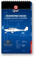 Qref Checklist - Book Version - Diamond DA20 & DA40
