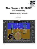 Garmin G1000W WAAS Pilot-Friendly Manual