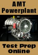 Gleim Aviation Maintenance Technician - Powerplant Online Test Prep