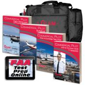 Gleim Commercial Pilot Kit with Online Test Prep