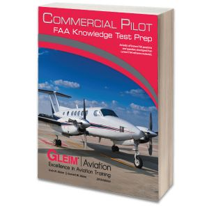 Gleim Commercial Pilot FAA Knowledge Test - 2018