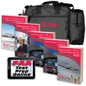 Gleim Instrument Rating Kit with Online Test Prep