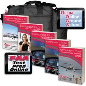 Gleim Deluxe Instrument Pilot Kit with Online Ground School