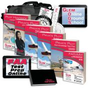 Gleim Deluxe Private Pilot Kit with Online Ground School