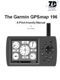 Garmin GPSMap 196 Pilot-Friendly Manual