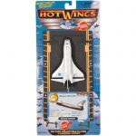Hot Wings - Space Shuttle