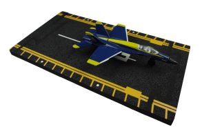 Hot Wings - F|A-18 Hornet (Blue Angels) Model and Training Aid