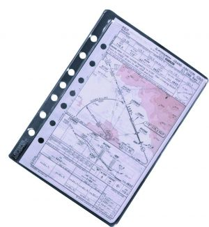 Jeppesen Approach Chart Pocket - 3 Pack