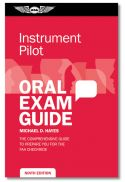 ASA Instrument Rating Oral Exam Guide 9th Edition