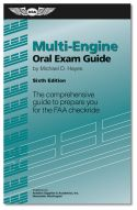 ASA Multi Engine Oral Exam Guide - 6th Edition
