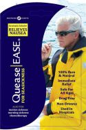 Quease Ease Aromatic Inhaler - Motion Sickness Instant Relief - 2.25 mL