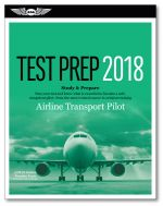 ASA Airline Transport Pilot (ATP) Test Prep Book 2018