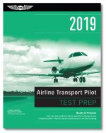 ASA Airline Transport Pilot (ATP) Test Prep Book 2019