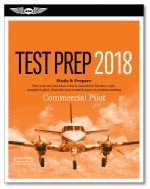 ASA Commercial Pilot Test Prep Book 2018
