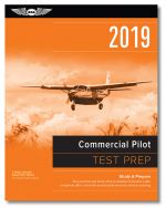 ASA Commercial Pilot Test Prep Book 2019