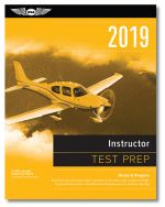 ASA Certified Flight Instructor (CFI) Test Prep Book 2019