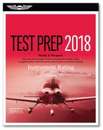 ASA Instrument Rating Test Prep Book 2018