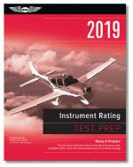 ASA Instrument Rating Test Prep Book 2019