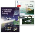 Combination Pack: Pilots Handbook of Aeronautical Knowledge and Airplane Flying Handbook