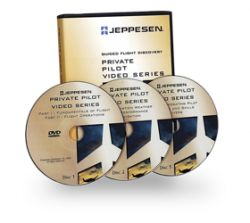 Jeppesen Private Training DVD (JS200310)