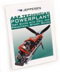 Jeppesen A&P Technician Powerplant Test Guide with Oral & Practical Study Guide