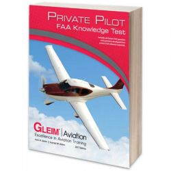 Gleim Private Pilot FAA Knowledge Test - 2017