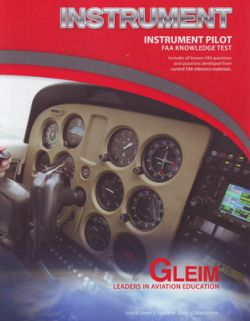 Gleim Instrument Rating KnowledgeTest - 2017